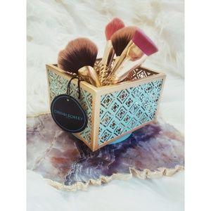 Cynthia Rowley Spinning Makeup Brush/Utensil Holde